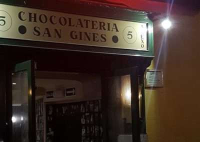 Oldest Chocolaterias