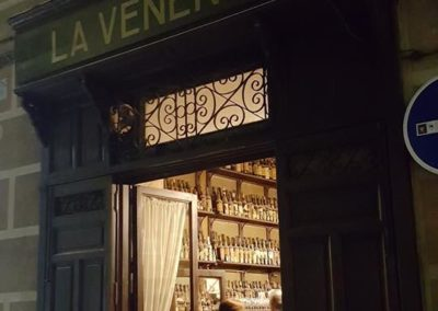 La Venencia - the sherry bar